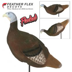 Feather Flex Three Position Flocked Hen Decoy