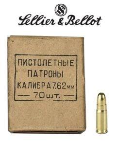 Sellier&Bellot-Tokarev-7.62x25