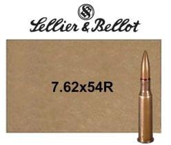 Sellier-&Bellot-7.62x54R-Ammunitions