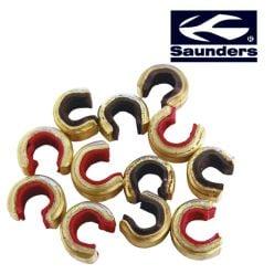 Brass String Nocks