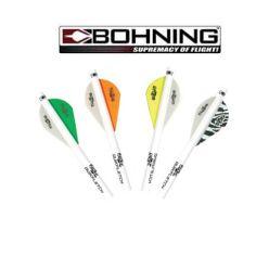 BOHNING- BLAZER SHRINK FLECTH- pack of 6- VANES