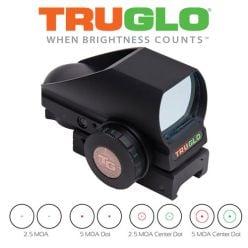 Truglo Tru-Brite Open Red Dot Sight