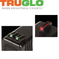 Mires fibre optique pour pistolet de Truglo