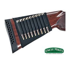 Porte-Munitions-Buttstock-Style-Ouvert-Carabine-Uncle-Mikes