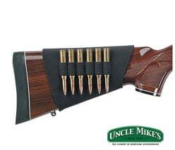 Porte-Munitions-Buttstock-Néoprène-Carabine-Uncle-Mikes