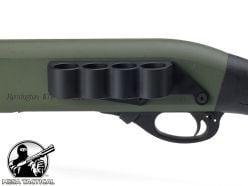 Porte-Cartouches en Aluminium Suresheel de Mesa Tactical (4 cartouches 12 ga pour Remington 870/1100/11-87)