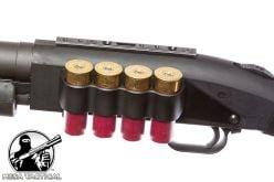 Mesa Tactical Suresheel Aluminium Shotshell Carrier (4 shells 12 ga for Mossberg 500/590)