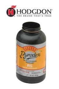 Poudre Noire Pyrodex RS d'Hodgdon
