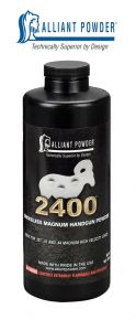 Alliant-Powder-2400-Pistol-Powder