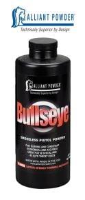 Poudre pour Pistolet Bullseye Alliant Powder