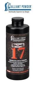 Alliant Powder Reloder 17 Rifle Powder