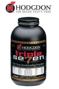 Poudre noire Triple Seven FFFG de Hodgdon