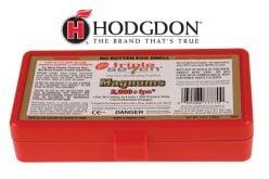 Capsules poudre noire Triple Seven 50/60 Magnum d'Hodgdon
