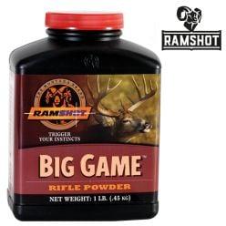 RamShot Big Game Smokeless Powder