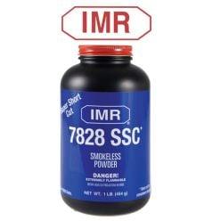 Poudre sans fumée 7828 SSC d'IMR
