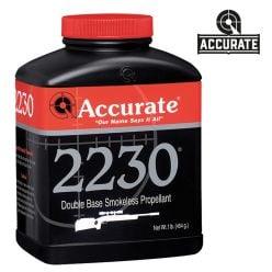 Accurate 2230 Powder