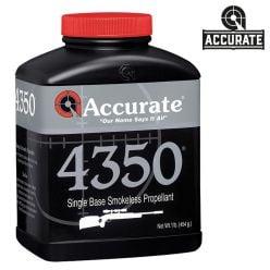 Accurate 4350 Powder