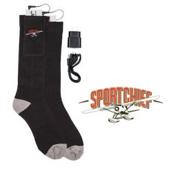 SportChief Heated Socks