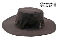 GreenTrail-Waxed-brown-Hat
