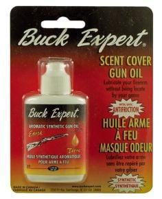 BuckExpert-Cover-scent-Gun-oil