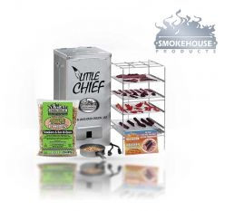 Smokehouse Products - BIG Chief - Front Load - Electric Smoker