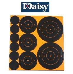 Cibles avec Arrière Adhésif Shoot-N-C de Daisy