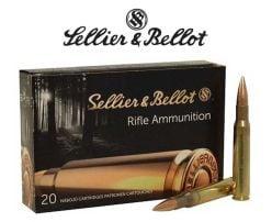 Sellier&Bellot-9.3x62mm-Ammunitions