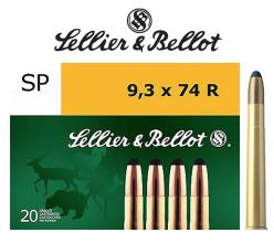 9.3x74R-SP-Ammunitions