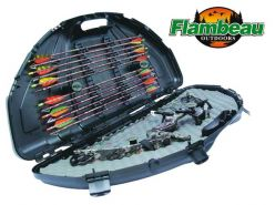 Flambeau Safeshot Compound Bow Case