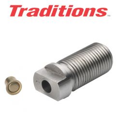 Tradition Stainless Steel Breech Plug