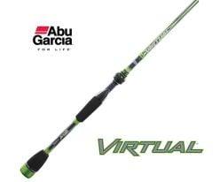 Abu Garcia Virtual 6'6'' Spinning Rod