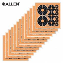 Bullseye-Self-Adhesive-Paper-Targets