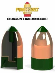 Power Belt .50 348 gr.- Bullets