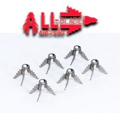 All Blade Archery 4 blade 10gr. Crossbow Broadheads
