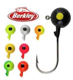 Berkley Essentials Round Ball 1/8 Jigs