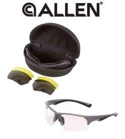 Allen Ion Shooting Glasses 3 Lens Set