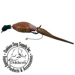 Dokken's-Deadfowl-Pheasant-F-100-Trainer-Duck
