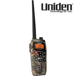 Uniden Atlantis 295 Dual Band GMRS and Marive VHF Radio