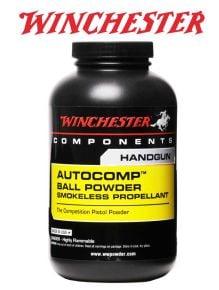 Poudre pour pistolet AutoComp de Winchester