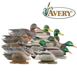 Avery-Pro-Grade-Life-Size-Surface-Harvester-Duck-Decoys