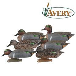 Appelants canards flottants mixtes Pro-Grade d'Avery