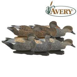 Avery-Pro-Grade-Gadwalls-pack-6-Duck-Decoys
