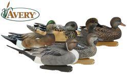 Avery-Pro-Grade-Puddler-Pack-pack-6-Duck-Decoys