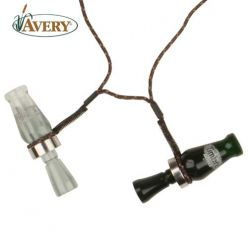 Avery-Double-Loop-Game-Call-Lanyard