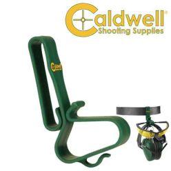Attache pour protecteur auditif et lunette de Caldwell