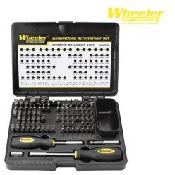 Wheeler-Deluxe-89-pieces-professionnal-Gunsmithing-Screwdriver-Set