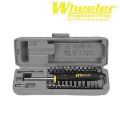 Wheeler-Space Saver-Gunsmithing-Screwdriver-Set