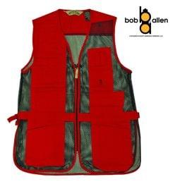 BobAllen-Red-Shooting-vest
