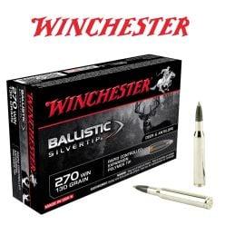 Munitions-Ballistic-270-Winchester