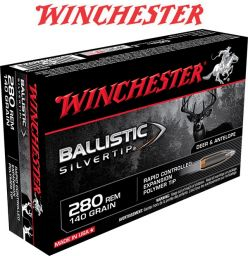 Ballistic-Silvertip-280 Rem-Ammo